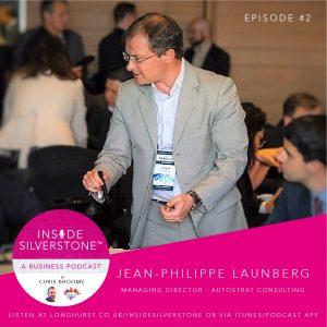 Inside Silverstone - Jean-Philippe Launberg