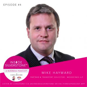 Inside Silverstone - Mike Hayward