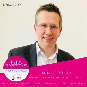 Inside Silverstone - Mike Dempsey
