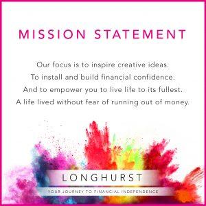 Longhurst - Mission Statement