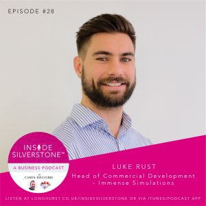 Luke Rust Immense Solutions