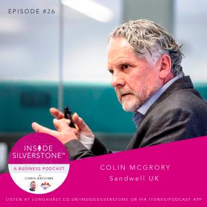 Colin McGrory Silverstone