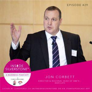 Jon Corbett Barclays