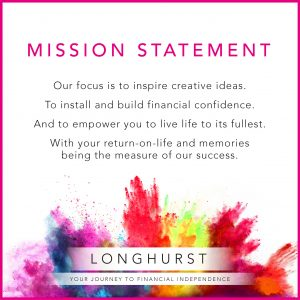 Longhurst Mission Statement