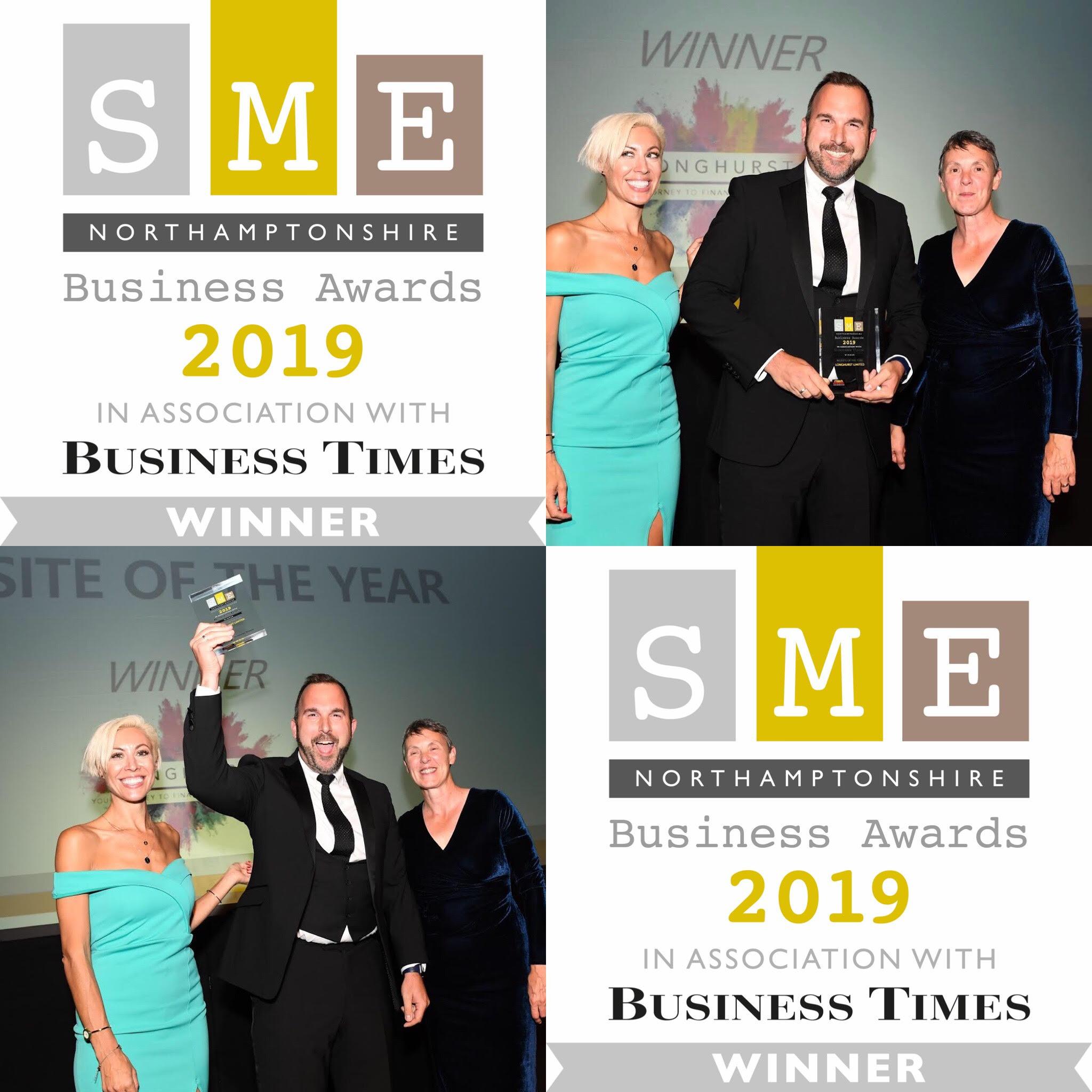 Longhurst - SME Northamptonshire Awards