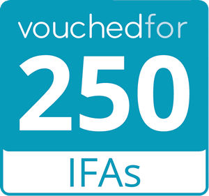 VouchedFor Top 250 Adviser