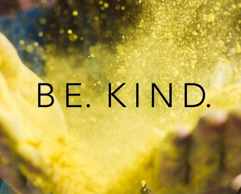 Be. Kind. Longhurst