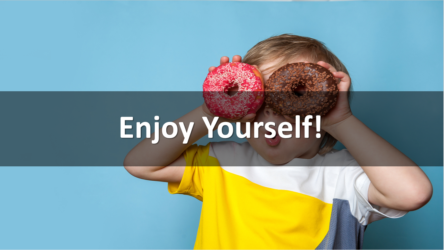 Longhurst - Enjoy Yourself