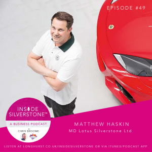 Matthew Haskins - Lotus Silverstone