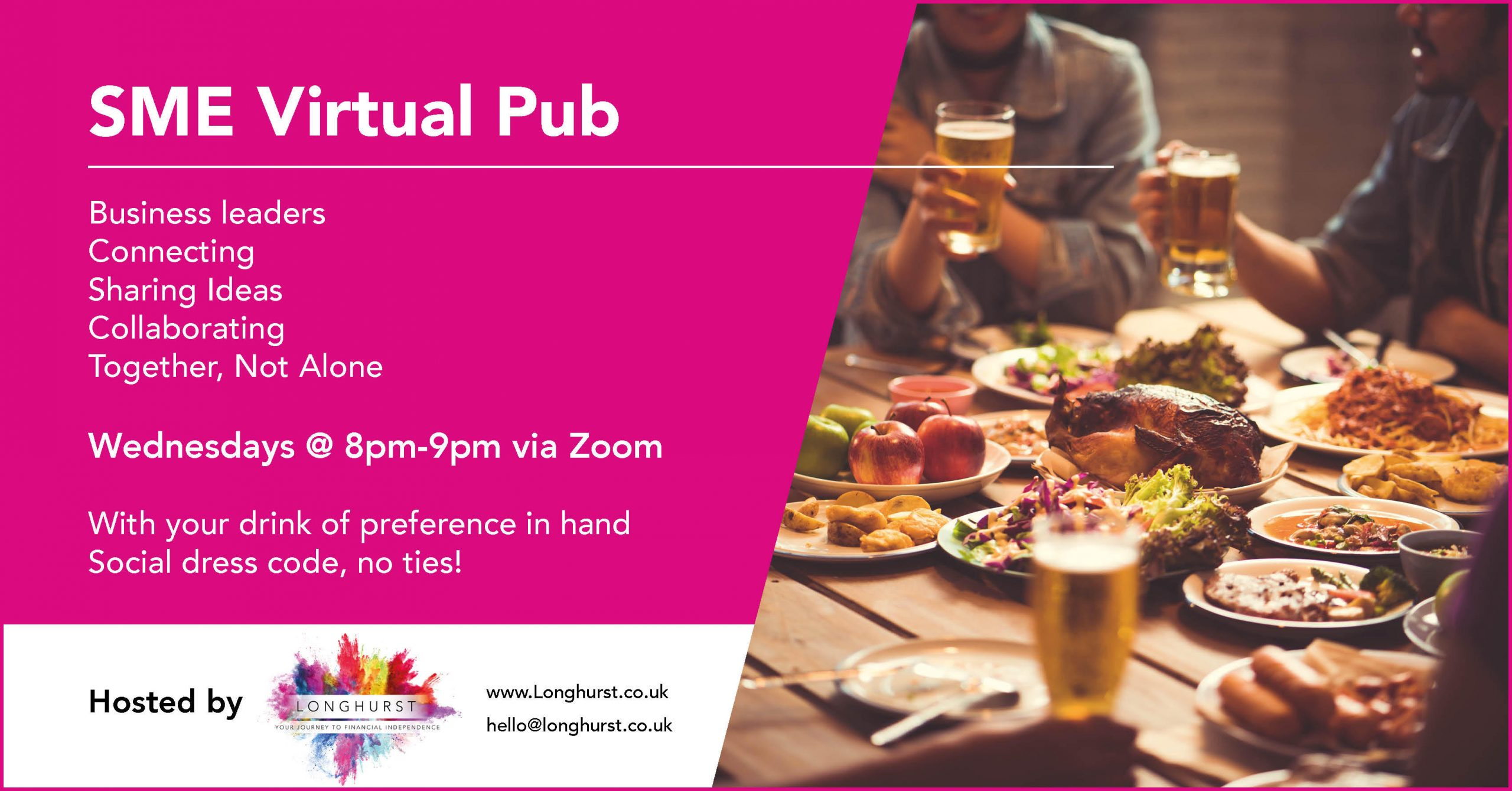 Longhurst SME Virtual Pub