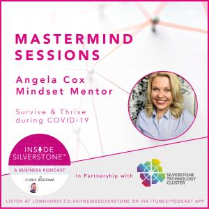 Mastermind Session 7 - Angela Cox Mindset Mentor
