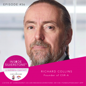 Richard Collins - CSR Accreditation