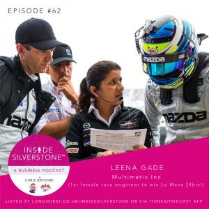 Leena Gade - Multimatic & Le Mans 24hr
