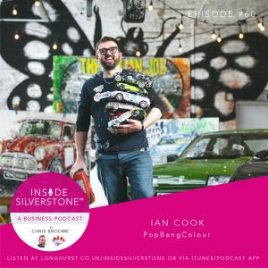 Ian Cook - PopBangColour