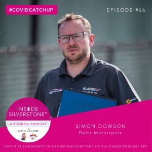 Simon Dowson - Delta Motorsport