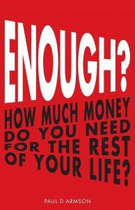 Enough - Paul Armson