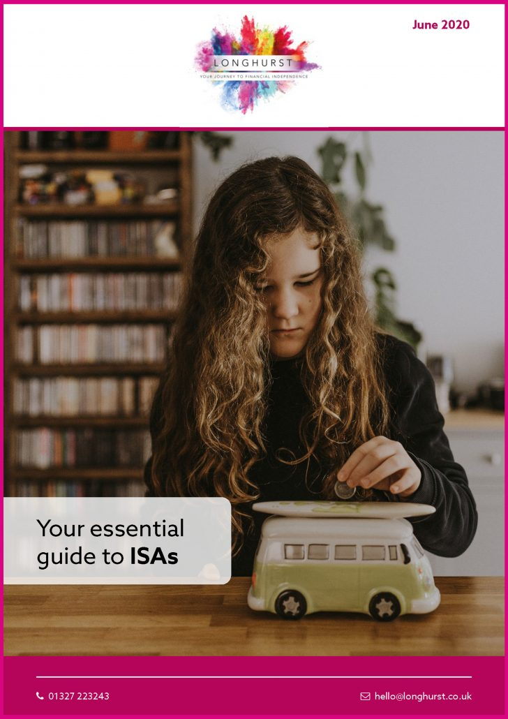 Longhurst - Your essential guide to ISAs
