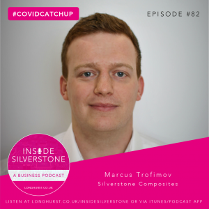 Marcus Trofimov - Silverstone Composites