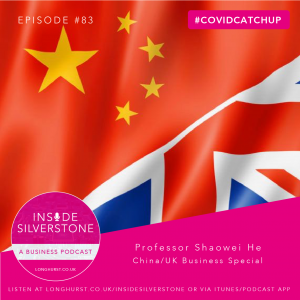 Professor Shaowei He - China/UK Business Special