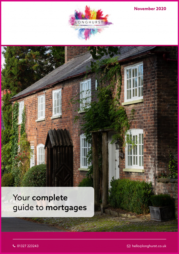 Longhurst - Your complete guide to mortgages