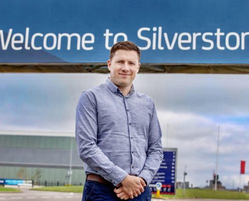 Steve Hennessy - Welcome to Silverstone