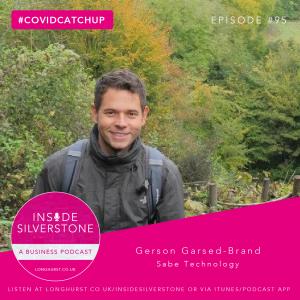 Gerson Garsed-Brand - Sabe Technology
