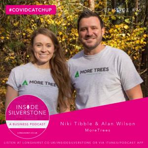 Alan Wilson & Niki Tibble - MoreTrees