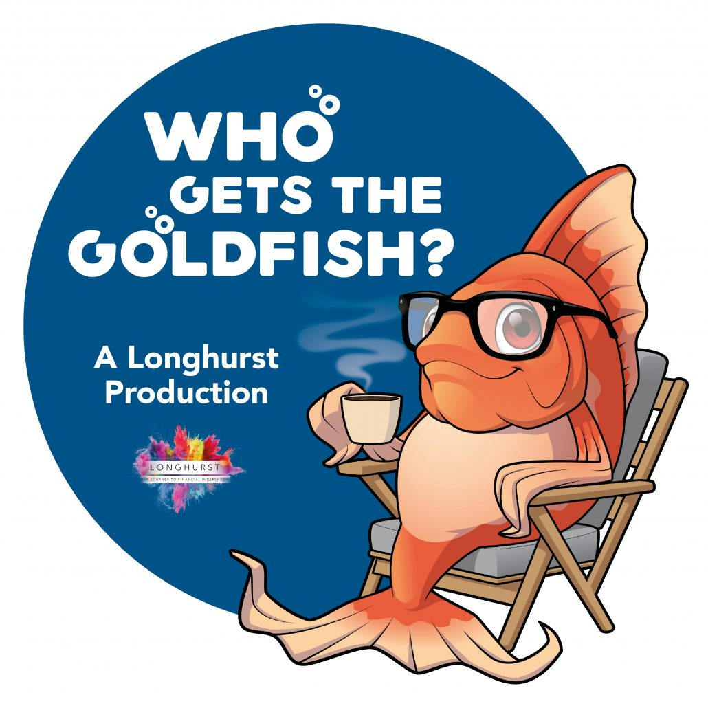 Who gets the Goldfish Podcast