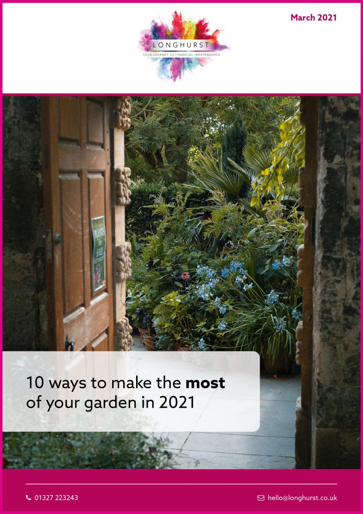 Longhurst - 10 ways to make the most of your garden