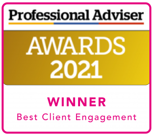 Professional Advisor Awards 2021 - Winner