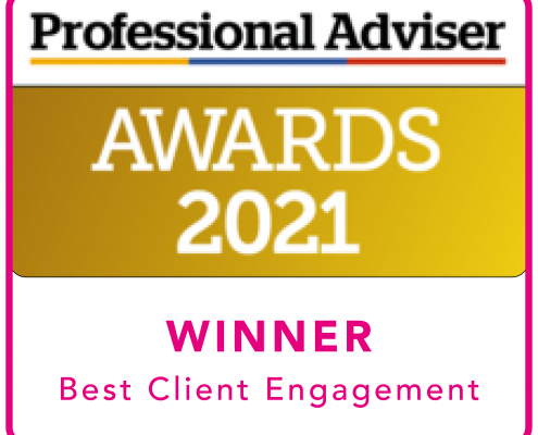 Professional Advisor Awards 2021 - Winner