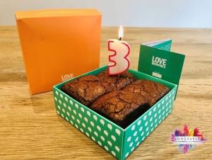 Longhurst 3rd Birthday
